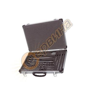 Комплект шила, секачи и свредла SDS-Plus Makita D-42444 - 17
