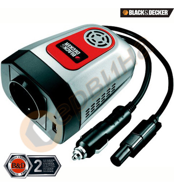 Инвертор Black&Decker BDPC100A 100W