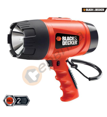 Акумулаторен фенер Black&Decker BDSL301 35W/H3