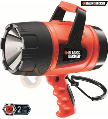Акумулаторен фенер Black&Decker BDSL302 55W/H3