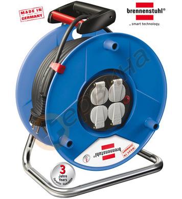 Разклонител - макара с кабел Brennenstuhl Garant 1208300 - 4
