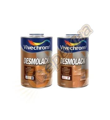 Двукомпонентен полиуретанов паркетен лак Desmolack D F Vivec