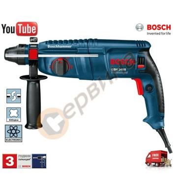 Комбиниран перфоратор Bosch GBH 2400 Professional 0611253803
