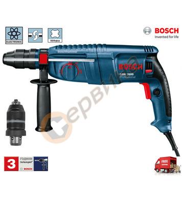 Комбиниран перфоратор Bosch GBH 2600 Professional 0611254803