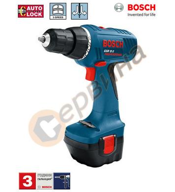 Акумулаторен винтоверт Bosch GSR 12-2 V Professional 12V/1.5
