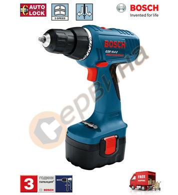 Акумулаторен винтоверт Bosch GSR 14.4-2 V Professional 14.4V