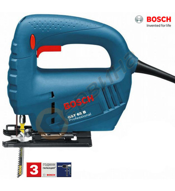 Прободен трион Bosch GST 65 B Professional 0601509120 - 450W