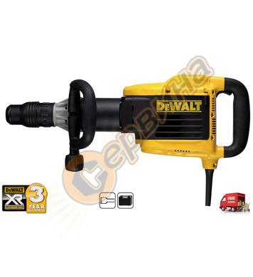 Професионален къртач DeWalt D25899K - 1500W