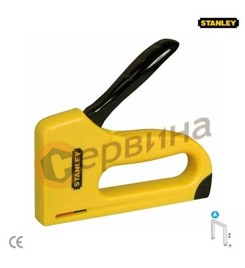 Такер Stanley 6-TR35 LD за кламери тип А