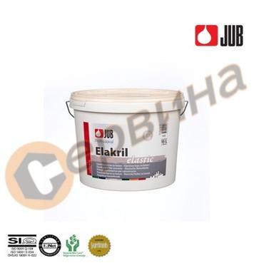 Elakril JUB 15л.- бяла еластична боя за бетон