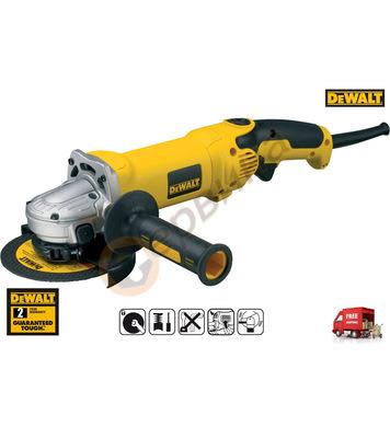 Ъглошлайф DeWalt D28065 - 1250W - 125мм