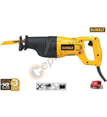 Ножовка / Саблен трион DeWalt DW310K - 1200W