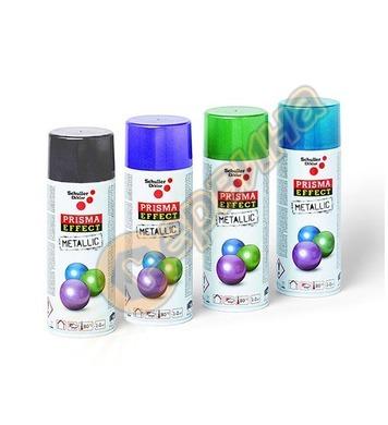 Металик спрей- черен Schuller SC91053 - 400мл
