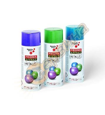 Металик спрей- зелен Schuller SC91050 - 400мл