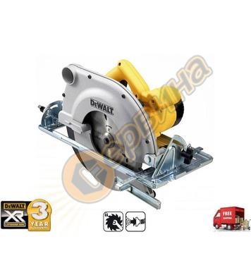 Ръчен циркуляр DeWalt D23700 - 1750W