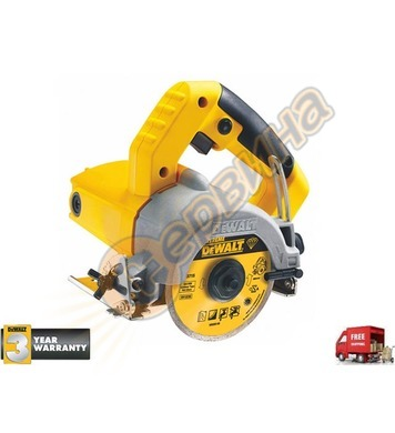 Диамантен циркуляр DeWalt DWC410 - 1300W