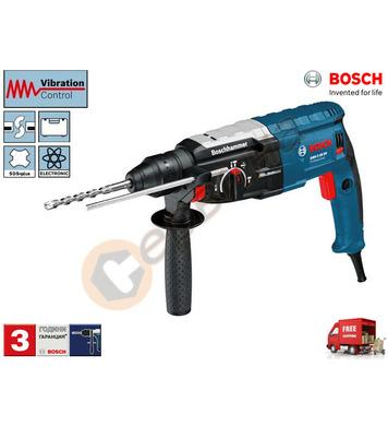 Комбиниран перфоратор Bosch GBH 2-28 0611267500 - 880W