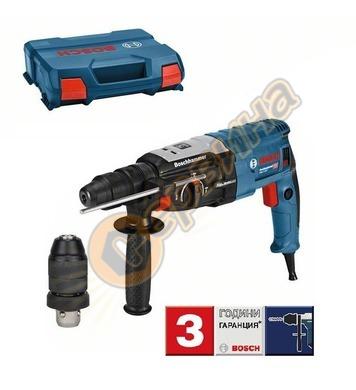 Комбиниран перфоратор Bosch GBH 2-28 F 0611267600 - 880W