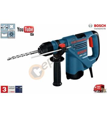 Комбиниран перфоратор Bosch GBH 3-28 E 0611239703 - 720W
