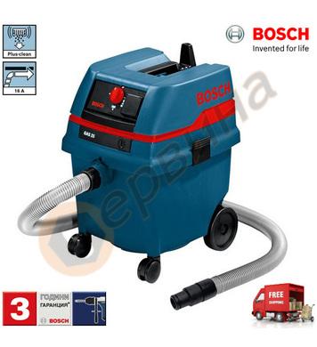 Прахосмукачка за сух и мокър режим Bosch GAS 25 0601979103 -