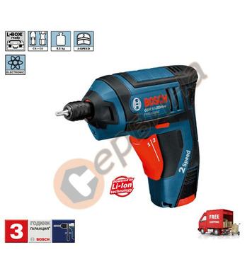 Акумулаторен винтоверт Bosch GSR Mx2Drive 3.6V 06019A2101 -