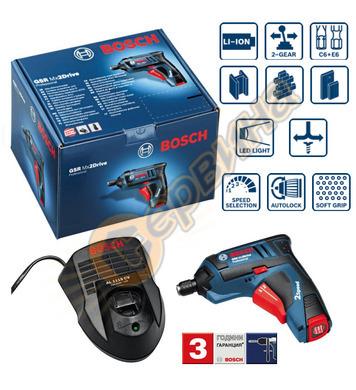 Акумулаторен винтоверт Bosch GSR Mx2Drive 3.6V 06019A2100 -