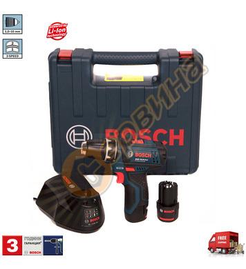 Акумулаторен пробивен винтоверт Bosch GSR 10.8-2-LI 06018681