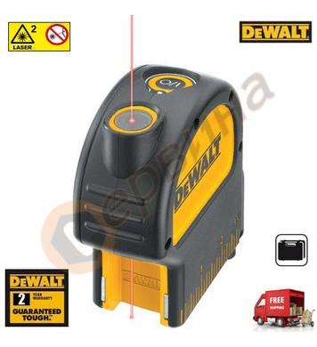 Лазерен отвес DeWalt DW082K