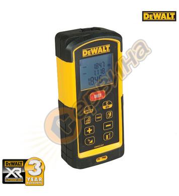 Лазерна ролетка DeWalt DW03101 - 100м