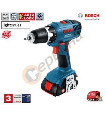 Акумулаторен винтоверт Bosch GSR 18-2-LI 18V/1.3Ah Li-Ion 06