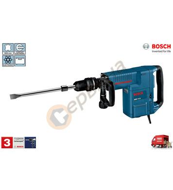 Къртач Bosch GSH 11 E 0611316708 - 1500W 16.8J