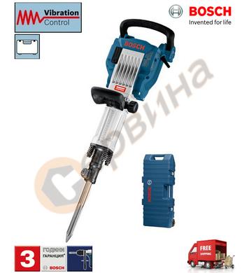 Къртач Bosch GSH 16-30 0611335100 - 1750W