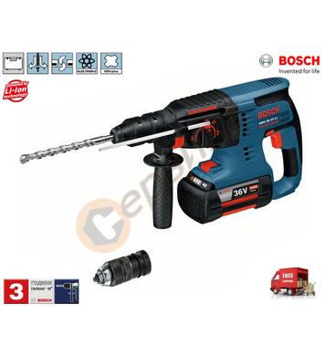 Акумулаторен перфоратор Bosch GBH 36 VF-LI 18V/4.0Ah Li-Ion