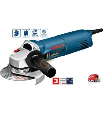 Ъглошлайф Bosch GWS 1000 0601821800 - 125мм