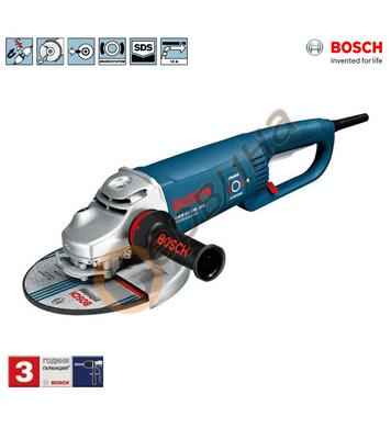 Ъглошлайф 230мм Bosch GWS 24-230 JVX 0601864U04