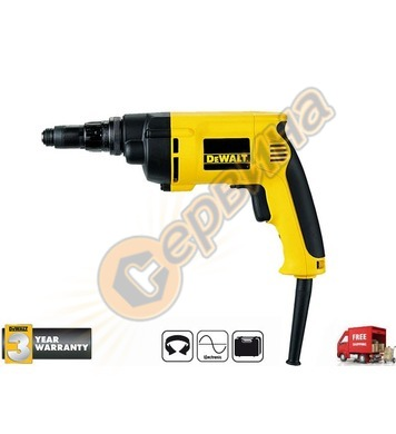 Електрически винтоверт DeWalt DW269K - 540W