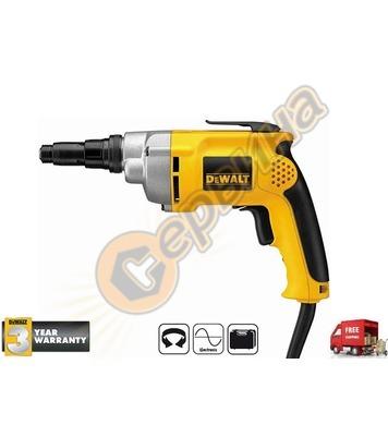 Електрически винтоверт DeWalt DW268K - 540W