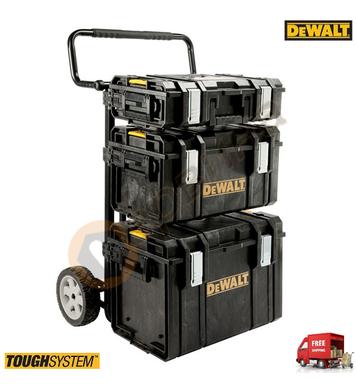 Комплект куфари за инструменти DeWalt 1-70-349 (DWST08210) -