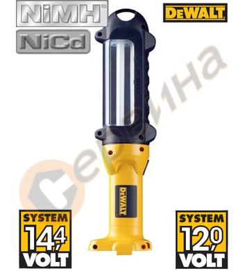 Акумулаторна лампа DeWalt DC528N - 12V/14.4V - NiCd/NiMH