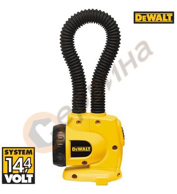 Акумулаторна гъвкава лампа DeWalt DW918 - 14.4V - NiCd/NiMH