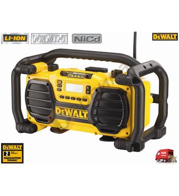 Акумулаторно радио DeWalt DC013 - 7.2V-18V - NiCd/NiMH/Li-Io
