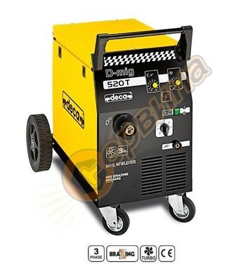 Телоподаващо устройство Deca Decamig 520T 258700 20-190A - 0