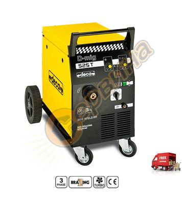 Телоподаващо устройство Deca Decamig 525T 258800 20-220A - 0