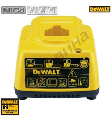 Зарядно устройство DeWalt DE9116 - 7.2-18V - NiCD/NiMH