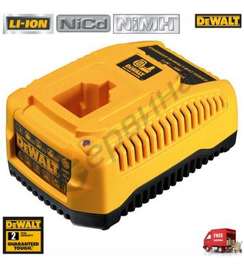 Зарядно устройство DeWalt DE9135 - 7.2-18V - NiCD/NiMH/Li-Io