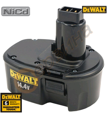 Акумулаторна батерия DeWalt DE9094 - 14.4V/1.3Ah NiCd