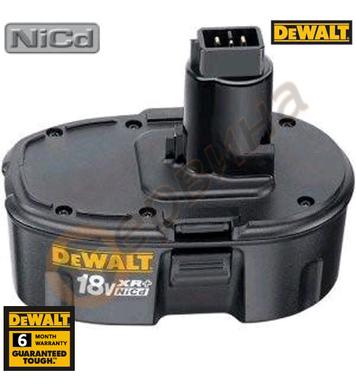 Акумулаторна батерия DeWalt DE9098 - 18V/1.3Ah NiCd