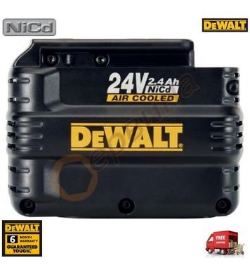 Акумулаторна батерия DeWalt DE0242 - 24V/2.4Ah NiCd