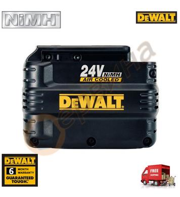 Акумулаторна батерия DeWalt DE0241 - 24V/3.0Ah NiMH