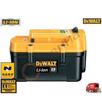 Акумулаторна батерия DeWalt DE9280 - 28V/2.2Ah Li-Ion
